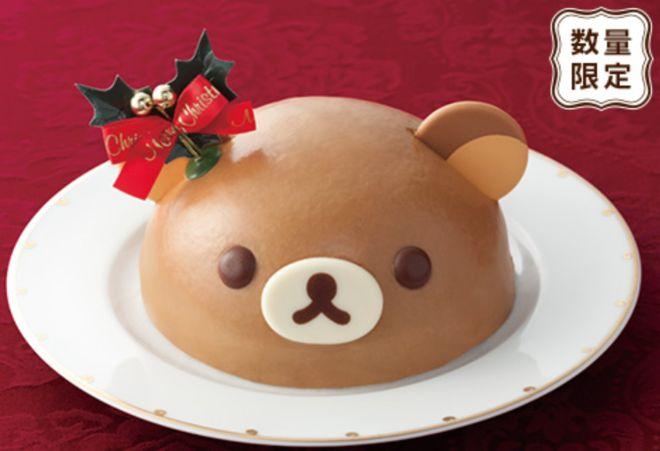みんなで作るリラックマケーキが話題!ローソンのクリスマス